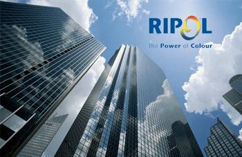 RIPOL-Architekturpolyesterpulver