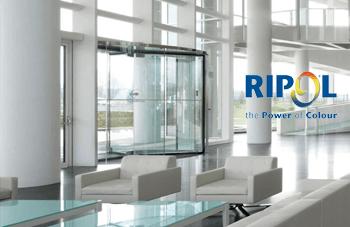 RIPOL-Hybrid Epoxy-Polyester-Pulver