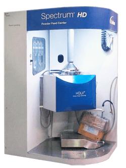 SpectrumHD-Pulverzentrum